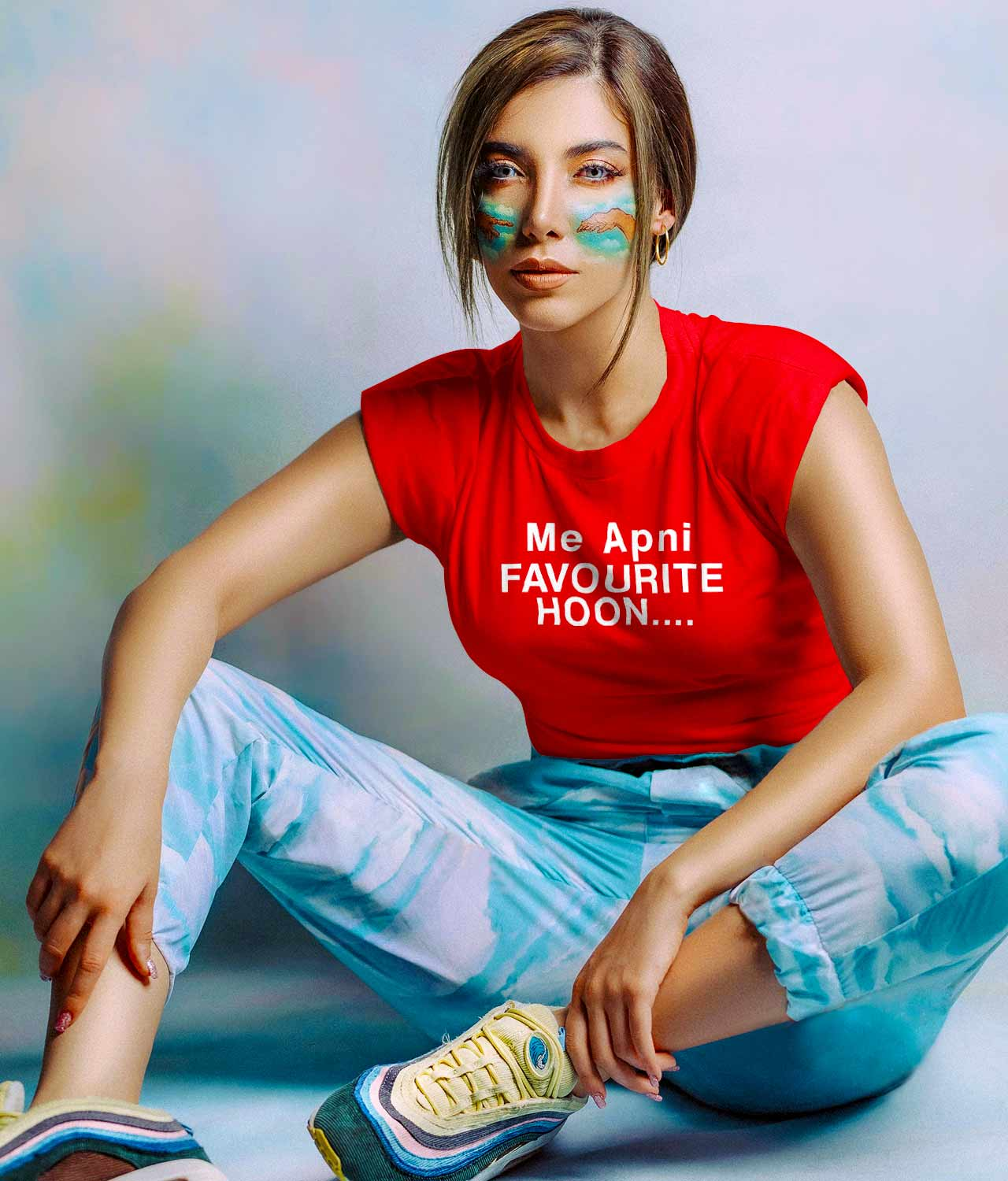 Buy Graphic T shirts For Women At Low Price RagaFab