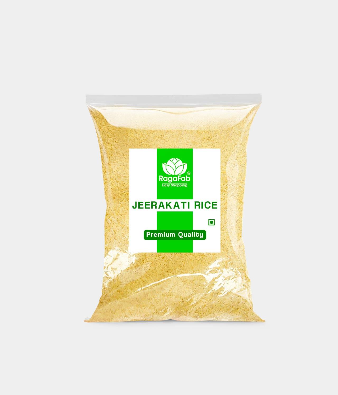Buy RagaFab Jeerakati Rice 2kg Long Grain Rice